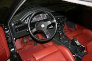коробке «автомат» на BMW E30