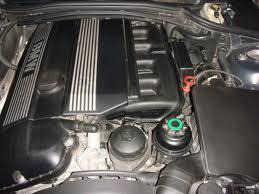 промывка ГУР BMW Е46