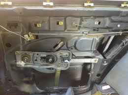BMW e34 замок двери