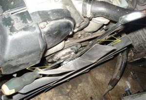 замена ГРМ М40 на BMW E36