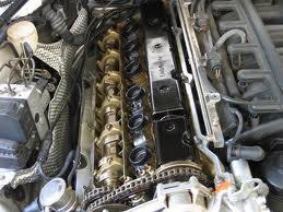 крышки клапанов BMW E46