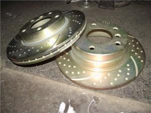тормозные диски BMW E36