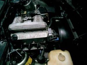 Замена масла BMW E30