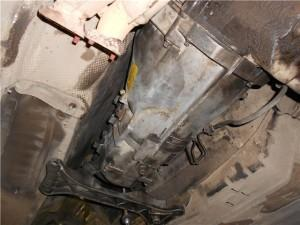 замена масла КПП BMW E21