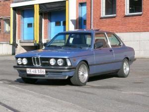 заднего моста BMW E21