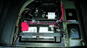 аккумулятор BMW 545i