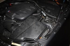 замена воздушного фильтра BMW E90