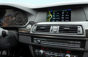 Bluetooth с BMW 5 Series