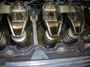 масло на BMW 323i