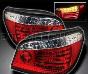 оптика на BMW E60