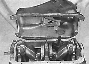 прокладка масляный поддон BMW E39