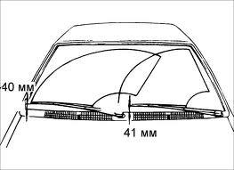 стеклоочистители ветрового стекла BMW