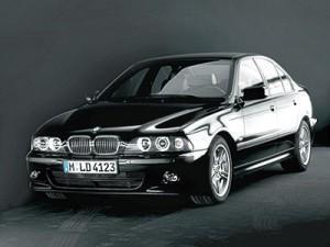 противотуманные фары BMW 540I