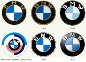 восстановить эмблему BMW