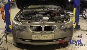 замены двигателя BMW