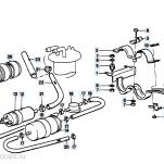 Как заменить топливный насос BMW 5-й серии