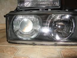 фары BMW E36