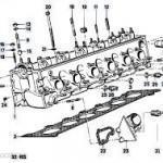 Как установить головку цилиндра на BMW E28?