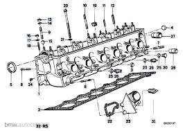 головку цилиндра на BMW E28