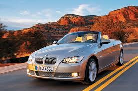 сложить верх кабриолета BMW E46