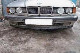 парктроника на BMW E32