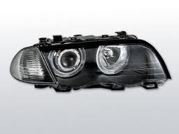 передние фары на BMW E46