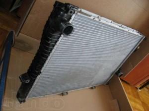радиатора на BMW E38