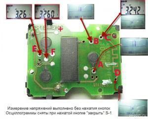 радиопередатчика ключа_4