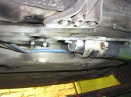 топливный фильтр на BMW E36