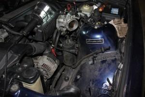 BMW 3 Е36 воздуховод
