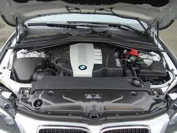 BMW 5 E60 под капотом