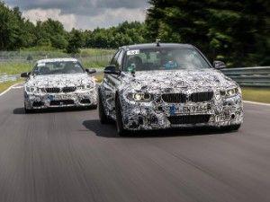BMW M3 и M4