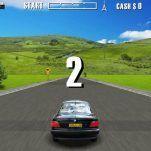Гонки на BMW — браузерная игра флеш