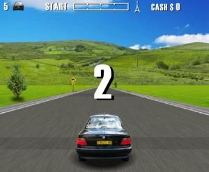 игра браузерная гонки на BMW