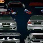Игра BMW: тюнинг вашей М5 автомобиля