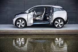 серийного электромобиля BMW i3