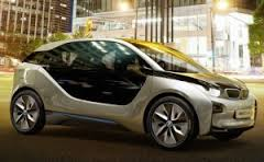 BMW новый электрокар i5