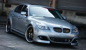 BMW 530i (E60) тюнинг под М5