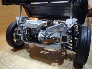 BMW i3 (2013) двигатель
