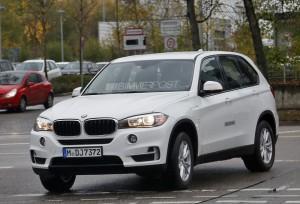 Гибридные BMW X5_1