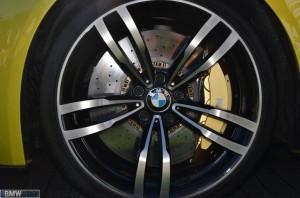 Концепт BMW M4 колеса