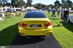Концепт BMW M4 2013