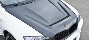 Фото BMW X6 hamann капот