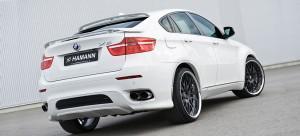 Фото BMW X6 hamann