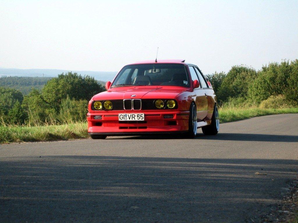 Фото BMW m3 e30_1