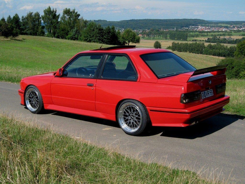 Фото BMW m3 e30_2