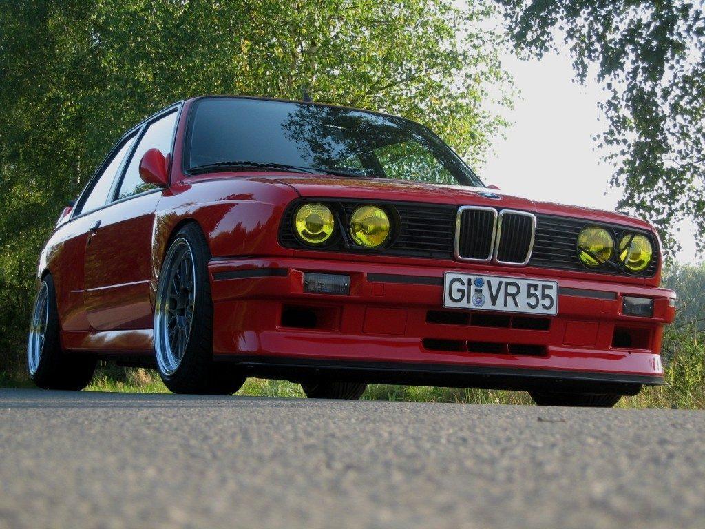 Фото BMW m3 e30_3