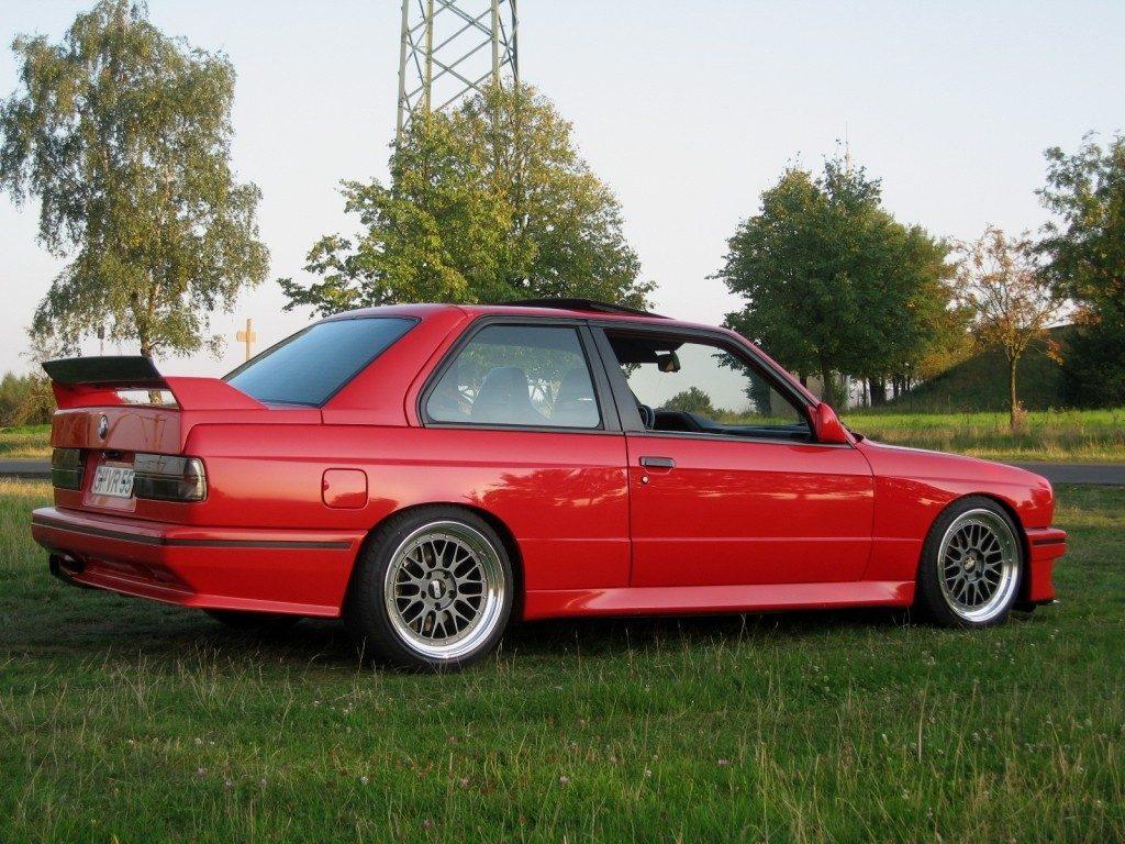 Фото BMW m3 e30_6