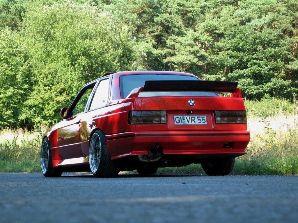 Фото BMW m3 e30_9