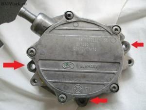 вакуумный насос мотор n42